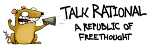 The talkrational.org logo