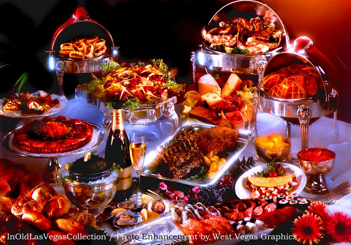 old vegas cuisine