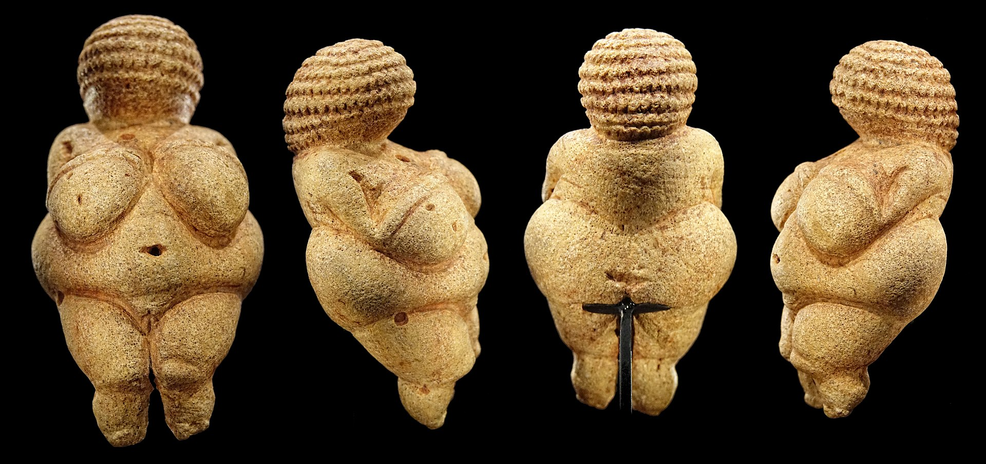 "Can you say ""breast implants""? Standard of beauty same as 30,000 years ago."